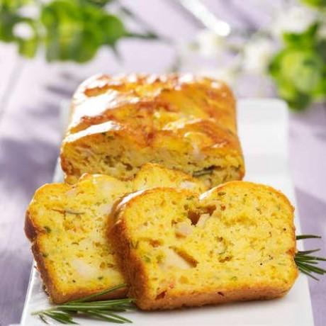 Cakes Poulet et curry - Lot de 3 cakes de 260 g