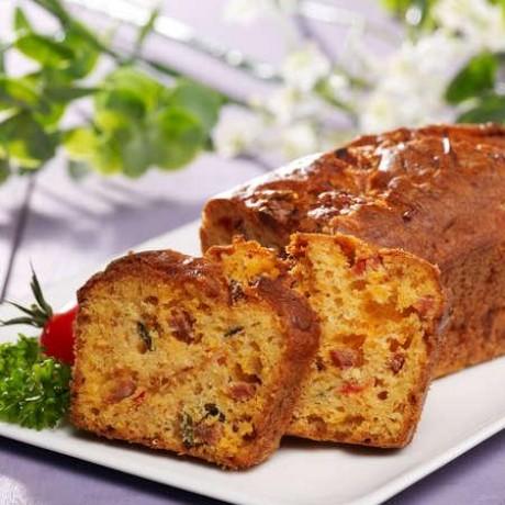 Cakes Chorizo et poivron - Lot de 3 cakes de 260 g