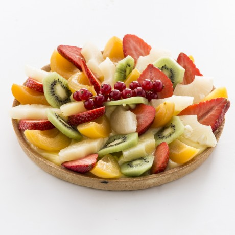 - Tarte fruits 8 personnes
