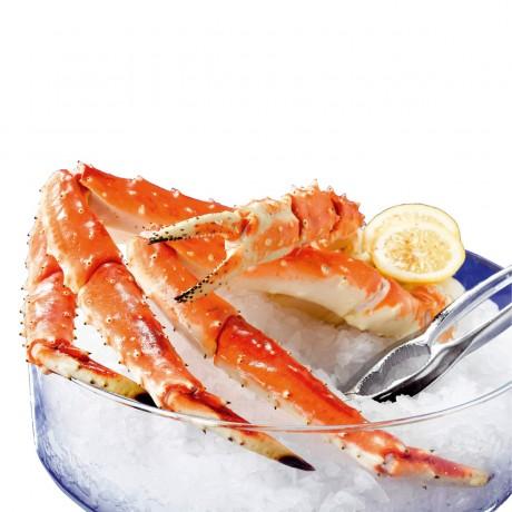 - Pattes crabe royal