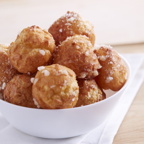 - Chouquettes pur beurre