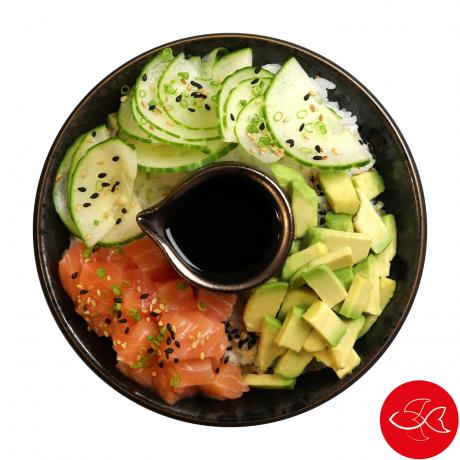 - Sushi Gourmet - Poke bowl saumon
