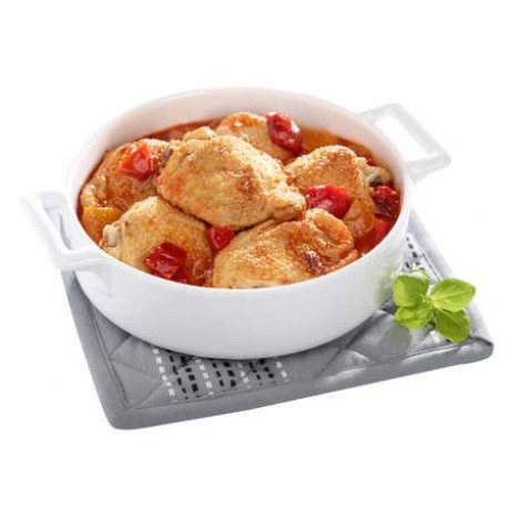 Poulet basquaise, 1,25 kg 4 parts
