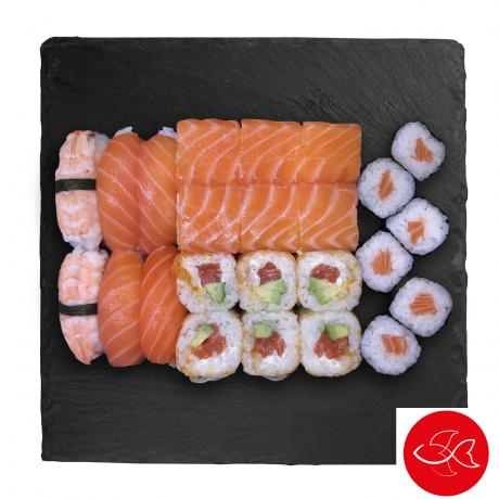 - Sushi Gourmet - Duo love