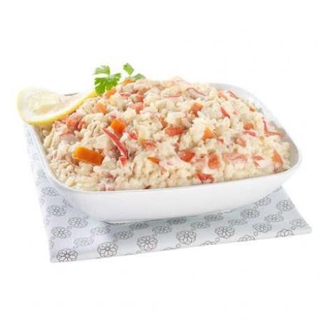 Salade de riz au surimi arôme crabe 1,5 kg