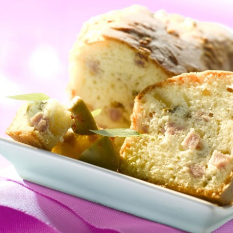 Cakes Jambon et olives - Lot de 3 cakes de 260 g