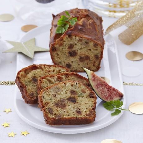 Cakes au foie gras et à la figue