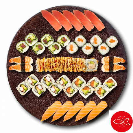 - Sushi Gourmet - Menu gourmet