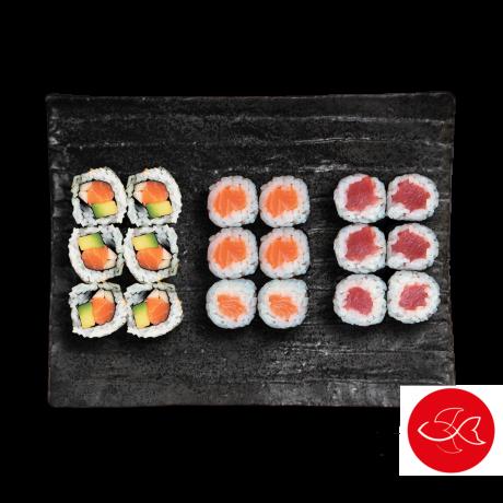 - Sushi Gourmet - Plateau maki