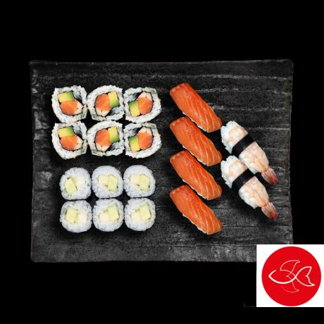 - Sushi Gourmet - Plateau mixte