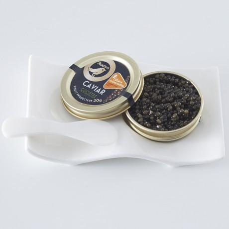 - Caviar d'Aquitaine Oscietre Filière responsable