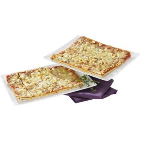Pizza cocktail aux 3 fromages à réchauffer 66 toasts