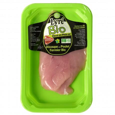 - Filet de poulet blanc de Lyré Bio Filière responsable