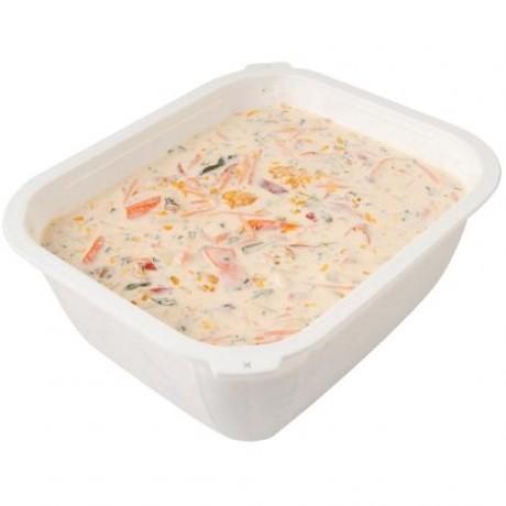 Salade de gambas aux mandarines 1,5 kg