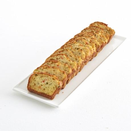Cakes aux Noix de Saint-Jacques et tomates mi-séchées