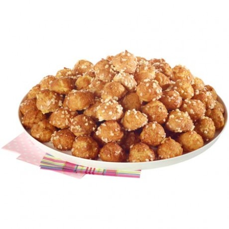 Chouquettes pur beurre X 100