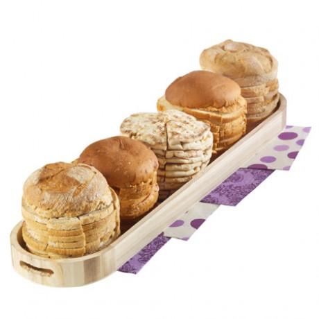 5 mini pains surprise aux recettes variées 126 toasts