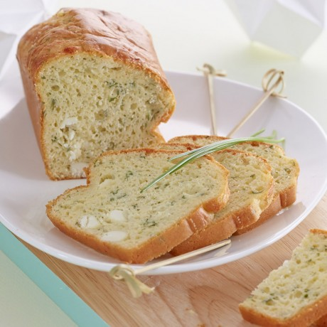 Cake aux 3 fromages