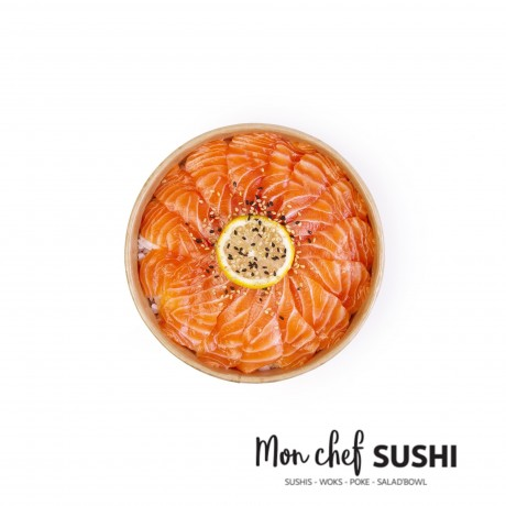 - HY Chirashi saumon
