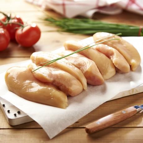 - Filet de poulet jaune