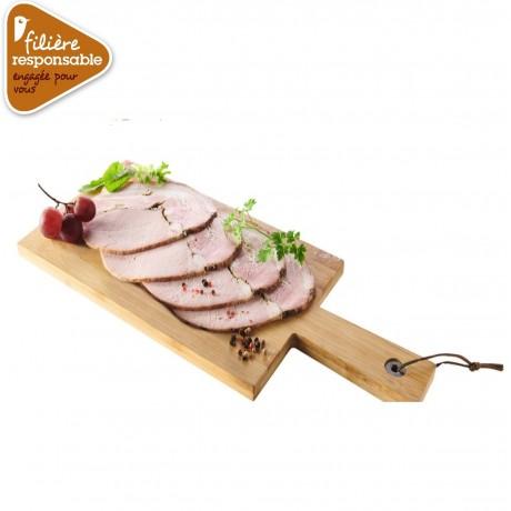 - Duo filet et poitrine rôti Le porc de nos villages Filière responsable