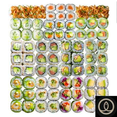 - Sushi shop - Irrésistible black box