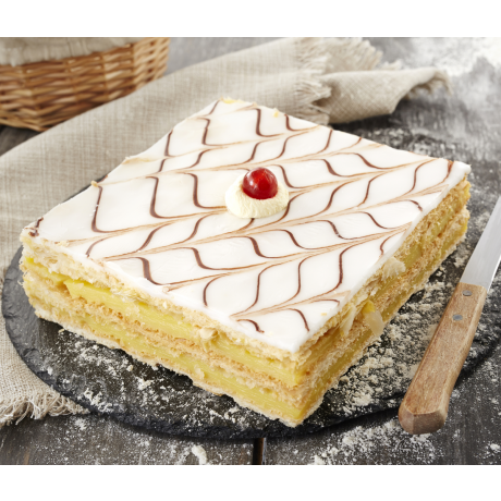 - Millefeuille