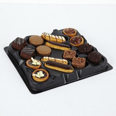 - Gâteaux lunch chocolat