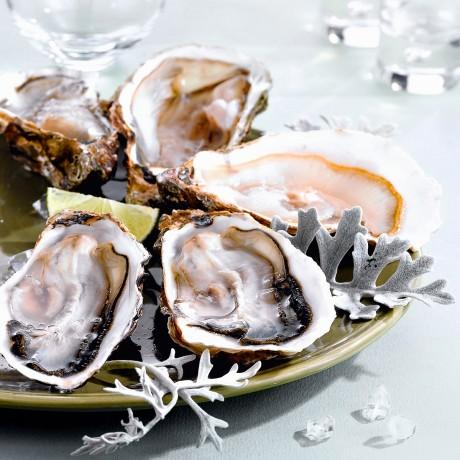 - Huîtres spéciales Marennes Oléron calibre 2 Filière responsable Auchan