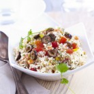 Salade de riz niçois