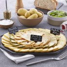 - Plateau de fromage à Raclette découverte 10 personnes