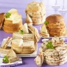 5 mini-pains surprise aux recettes variées