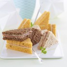 Mini-club sandwichs apéritifs