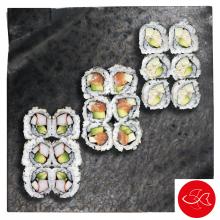 - Sushi Gourmet - California box