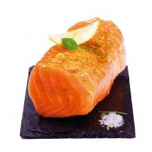 - Délice de saumon et Noix de St-Jacques