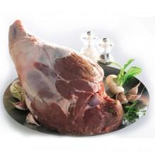 - Gigot*** d'agneau entier avec os à rôtir