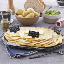 - plateau de fromage à Raclette tradition 6 personnes
