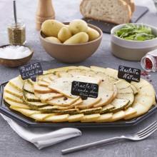 - plateau de fromage à Raclette découverte 6 personnes