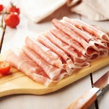 - Fines tranches de jambon San Daniele AOP