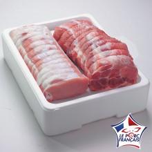 - Longe de porc sans os à rôtir