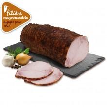 - Rôti de porc cuit tradition Filière responsable Auchan