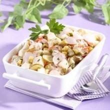 - Salade strasbourgeoise
