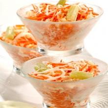 - Salade coleslaw
