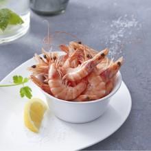 - Crevettes cuites premium calibre 30/40
