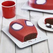 - Gâteau Spiderman 3 D