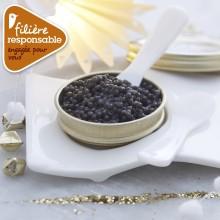 - Caviar d'Aquitaine Auchan premium Filière responsable